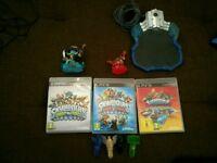 PS3 skylanders bundle