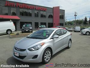 2013 Hyundai Elantra GL w/bluetooth, heated seats