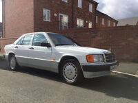 1990 Mercedes 190e 2.0 Auto *only 96k miles*