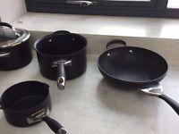 13 Piece Circulon Pan set - Never Used