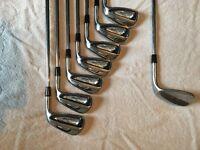 Titleist ap2 714 irons 4-PW & 60degree wedge