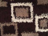 Shaggy rug 60 x 120cm
