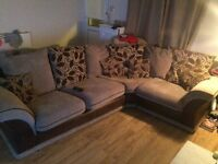 Corner Sofa - good condition - will consider offers.