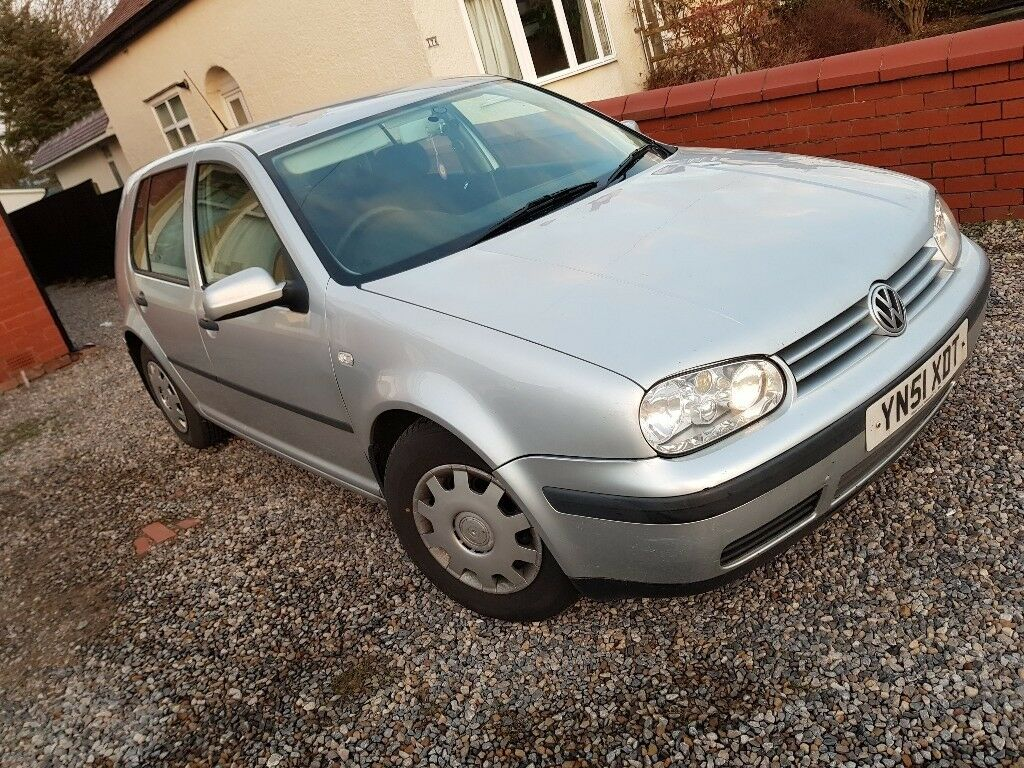 VW GOLF mk4, 74300 miles, most service history, 1 6 petrol, reversing  camera, bluetooth | in Blackpool, Lancashire | Gumtree