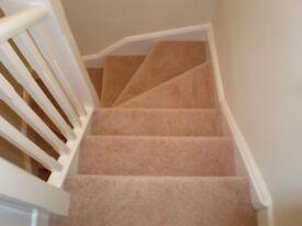 carpet/carpet fitter for sale/underlay