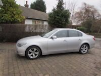 BMW 5 Series for sale, excellent condition 7 months MOT