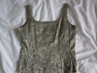 Littlewoods Eveningwear Tailored Vest Top