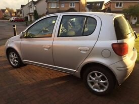 Toyota Yaris 05 plate Automatic Car for Sale