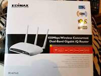 Edimax cable router