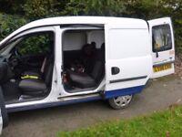 Vauxhall Combo Crew Van. 12 MONTH MOT. NO VAT. Diesel. 58 Plate