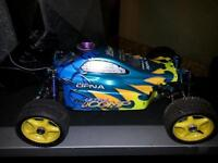 1/8 Thunder Tiger Mirage Buggy