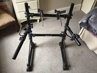 Roland electronic Drum Rack and Drum Mounts