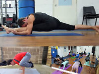 Yoga Stretch and Strength Classes
