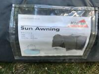 Khyam 5000 Tent Sun Awning