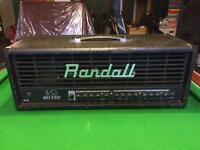 Randall RH150 G3 guitar amplifier head