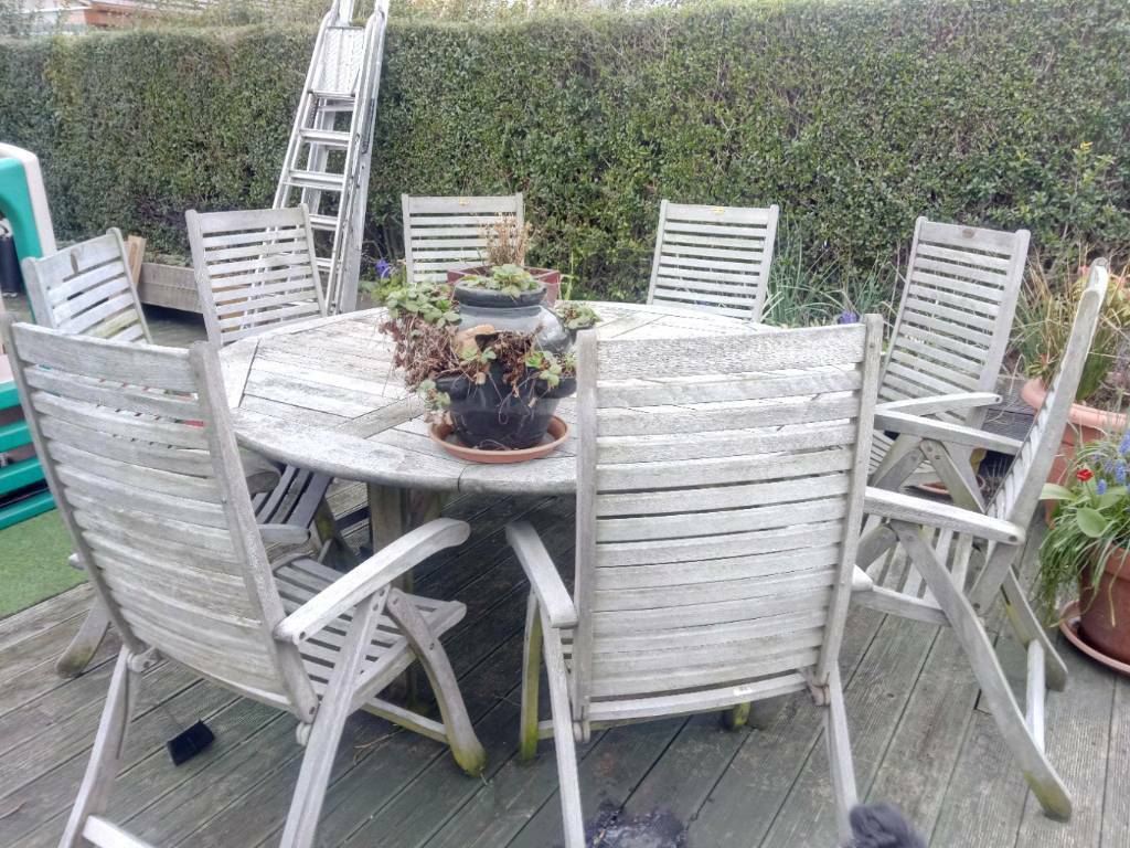 Used Garden Furniture South Yorkshire
