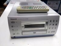 TECHNICS PANASONIC SA-PM08 DVD CD VIDEO AMPLIFIER Stereo System