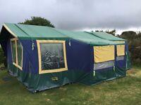 Suncamp Holiday 400SE Trailer Tent