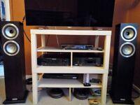 Marantz 6004 cd and amp plus Tannoy revolution Dc6t speakers