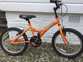 Boys Bike 18inch
