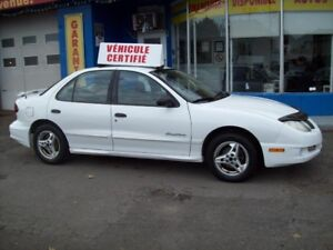 2004 Pontiac Sunfire SL  climatisé