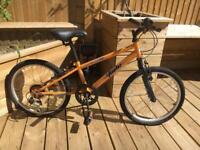 Boys bike Apollo Fade 4yr plus
