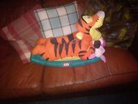 Little tikes Tiger&Piglet rocker
