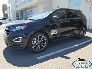 2016 Ford Edge Demo Edge 2016 Sport