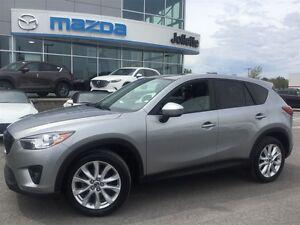 2013 Mazda CX-5 GT * AWD * TRES BAS KILO **
