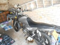 zontes monster 125cc spare or repair