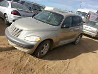 2002 Chrysler PT Cruiser Wagon