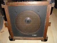 Vintage Crate practice amp.