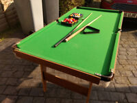 Pool / Snooker Table - Free to a good home!