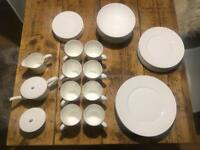 Royal Doulton Gordon Ramsey dinner plate service set