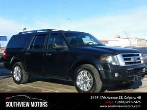 2011 Ford Expedition Max Limited 4X4|NAVI|B.CAMERA|DVD|LEATHER|S