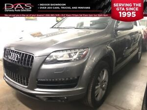 2011 Audi Q7 3.0T PREMIUM/NAVIGATION/PANORAMIC SUNROOF