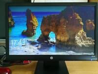 HP Monitor 20 inch