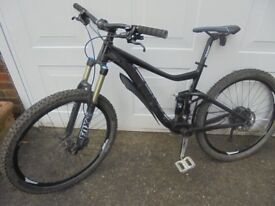 Giant Trance 2 27.5 2014 medium excellent condition £995, open to offers..text 07506521392