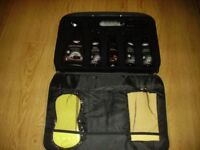 NEW G-3 Glasscoat Aftercare Car Washing / Cleaning Kit in carry case