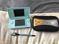 Ds lite with case and charger