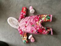 Ted Baker Snowsuit Aged 9-12 Months
