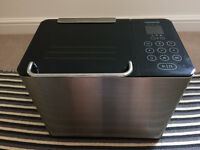 Used but in good working condition Kenwood breadmaker. Collection only.
