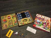 Junior Cluedo board game kids children