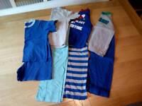 Boys pyjama bundle, age 4-5 years