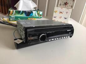 Sony headunit car stereo USB aux CD player