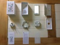 Apple iPhone 5s 16gb silver EE smartphone