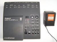 Roland SD35 Sound Canvas, MIDI Player.