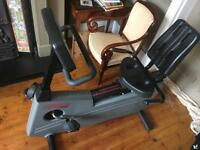 Exercise Bike - Life Cycle - recumbent