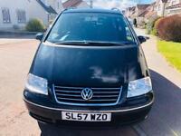 VW Sharan 2.L TDI Sport Diesel 2007 .....MOT February 2019..No Advisory..7 Seater..1 Owner £2850