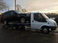 VEHICLE RECOVERY AND TRANSPORT SERVICE